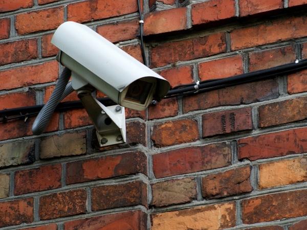 apsaugine kamera