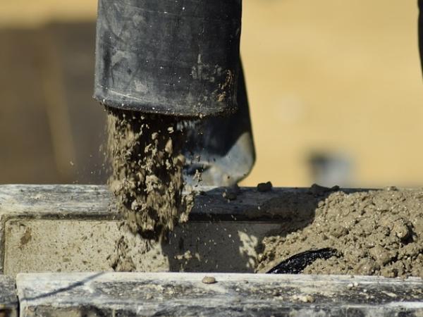 betono padavimas