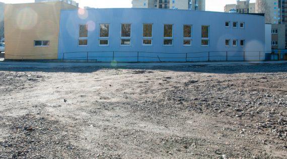 garažo rekonstrukcija 1